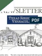 Texas Vernacular