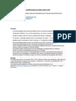 Artículo de Divulgación Científica Para Revista