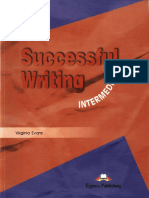 Succesful Writing Intermediate