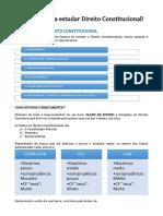 Como Estudar Direito Constitucional.pdf