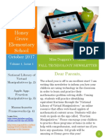 microsoft word - newsletter docx