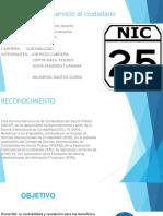 Trabajo Exposicion de Contabilidad Gubernamental Profe Cesar Actual de Hoy