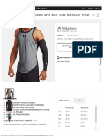 Men's UA Misbehavin Tank Under Armour US