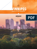 Winnipeg Amazon Proposal - October 2017