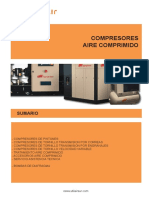 catalogo compresores IR