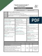 Plan de Evaluación de Español 1º (B1)