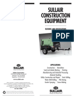 Sullair Construction Pocket Guide