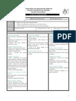 Plan de Evaluación de Español 3º (B1)