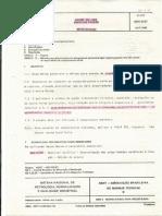 NBR 6207 1982 Traccion