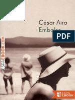 Embalse - Cesar Aira