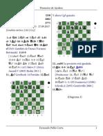 1- Partida Levon Aronian vs. Liren Ding