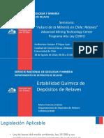 Presentacion Francisca FalcónSernageomin