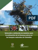 Modelos alometricos Carbono