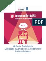 Guía Participante Debate IEEM 2017
