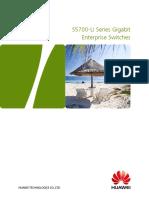 Huawei S5700-LI Switch Data Sheet
