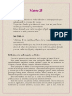 Mateo 25 Para Los Damnificados Del Terremoto en México