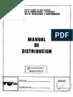 INOS. Manual de Distribución