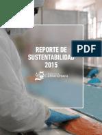 Reporte Sustentabilidad Camanchaca
