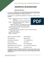 01 Memoria Descriptiva Estructuras