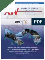 Aplicación de Las NIC. NIC 11 Al Consorcio Vial Constructor y NIC 1 a Los EE.ff Proyectados 2013 Del Consorciado Ingevial SA