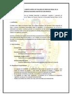 Reglamento de Debate de Talleres de Penal