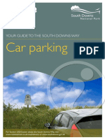 South Downs Way Car Parking Guide