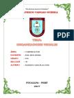 Monografia Colegio Alfredo Vargas Guerra - Organizadores Visuales