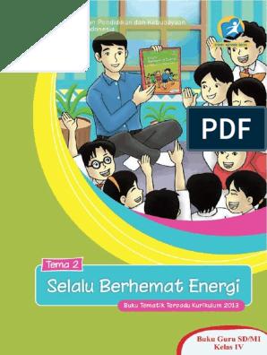 Tema 2 Kelas 4 Kurikulum 2013
