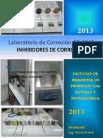 Informe de Corrosión