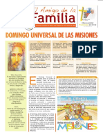 EL AMIGO DE LA FAMILIA 22 octubre 2017