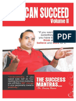 You Can Succeed Vol.2