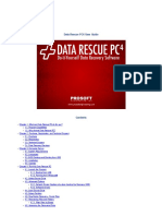 Data Rescue PC4 User Guide