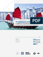 Studie Tooling in China