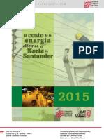 Costo de La Energia 2015