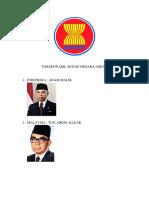 Tokoh Wakil Setiap Negara Asean