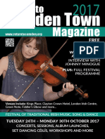 19th Return to Camden Town Festival Magazine (low res)