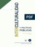 BUAP Interculturalidad y políticas públicas