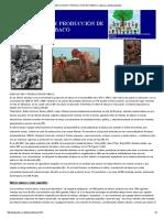 AGRICULTURA Y PRODUCCIÓN DE TABACO