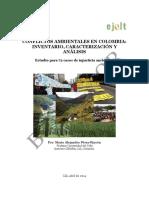 Conflictos Ambientales en Colombia