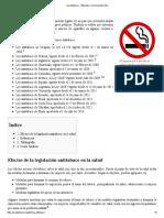 Ley antitabaco - Wikipedia, la enciclopedia libre.pdf
