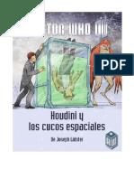Doctor Who - Houdini y Los Cucos Espaciales