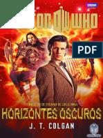 Doctor Who - Horizontes Oscuros