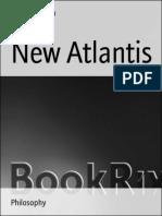 Francis Bacon New Atlantis