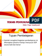 Teknis SOP AP Banjarbaru