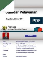 SP Banjarbaru Pengantar