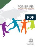 Poner Fin a La Violencia en La Escuela_ Guía Docentes (Unesco)