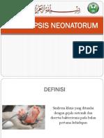 Sepsis Neonatorum