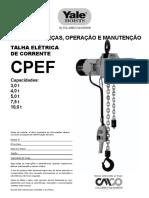 Manual Cpe