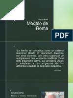 Modelo de Roma