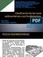 Clasificion de Las Rocas